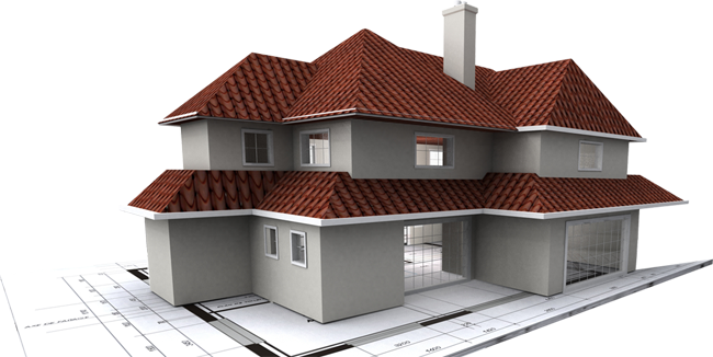 Къща с алуминиева и PVC дограма - слайдер