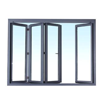 Обков за алуминиева и ПВЦ дограма - Хармоника