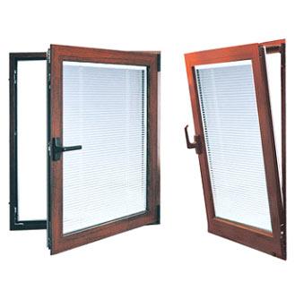 Механизъм за отваряне на алуминиева и PVC дограма - Комбиниран тип