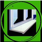 Первази за всички разновидности PVC и алуминиева дограма