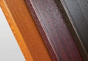 PVC дограма - цветове